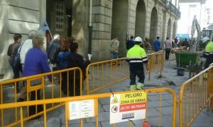 Manifestación A Coruña 29-04-2016