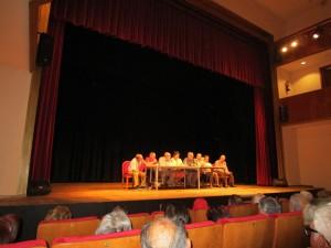 Asamblea anual de la asociación en Noia, 04-05-2016