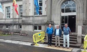 Reunión na Xunta de Galicia na Conselleria do Mar -24/08/2016-