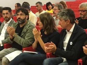 Na defensa do noso mar , en contra da privatizaciòn do mesmo en Compostela e os sectores afectados